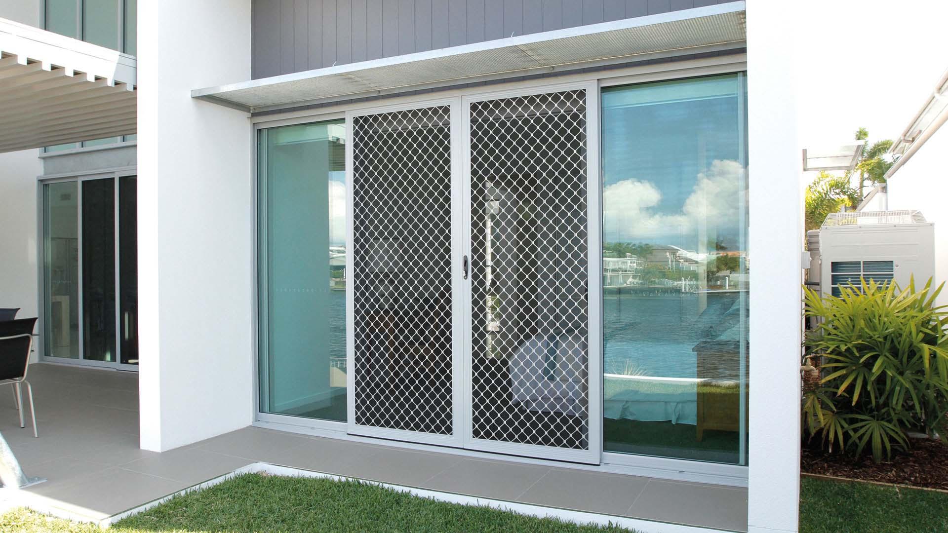 Sunshine Coast Security Screen Installation | TCB Doors ...